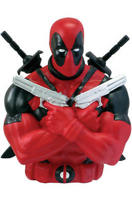 Marvel Comics Spardose Deadpool 20 cm