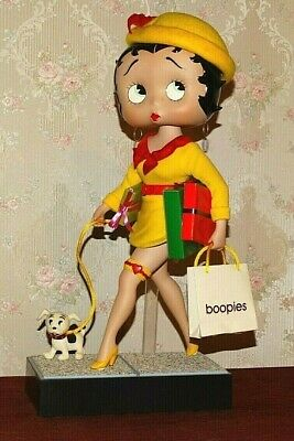 Betty Boop Doll Out Shopping Accessories Box