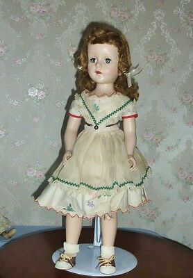 Vintage Hard Plastic Sweet Sue with Original Clothing