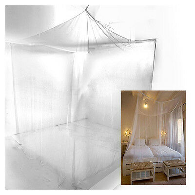 Mosquito Net insect fly Protection Bed curtain dome For Single Double king Size