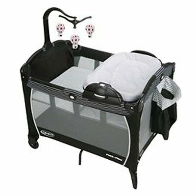 Graco Pack 'N Play Playard Portable Napper and Changer - Studio - New!