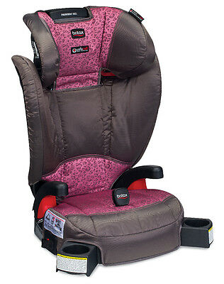 Britax Parkway SGL G1.1 Belt Positioning Booster Seat Cub Pink - Brand New!!