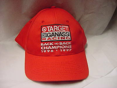 TARGET Chip Ganassi Racing Back to Back Champions 1996-1997  INDY   CAP