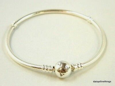 New/tags Authentic Pandora Disney Collection Mickey Bracelet #590731Cz 6.7/17Cm