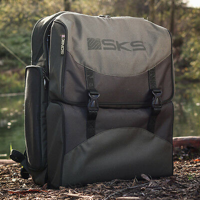 Sonik NEW SKS Foldout Rucksack/Barrow Fishing Bag
