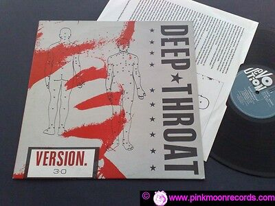 Deep Throat Version . 3.0 Devotion Dvn 020 Uk 1993 Lp