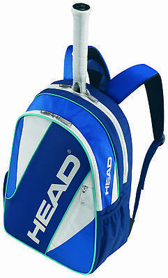 Head Elite Backpack Tennis Bag - Blue - Authorized Dealer - Reg $50