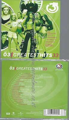 Cd--Diverse--Oe3 Greatest Hits Vol.33