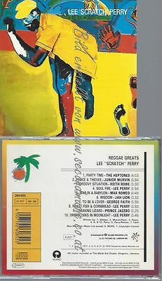 "Cd--Lee ""Scratch"" Perry--Reggae Greats"