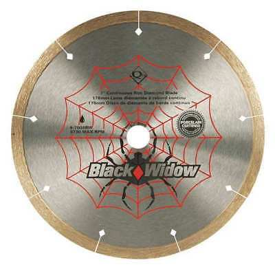 QEP 6-7008BW Tile Saw Blade,Wet,7 In Dia,8730 RPM