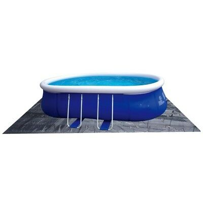 Intex bodenschutzplane poolschutz bodenplane unterlage for Swimming pool unterlage