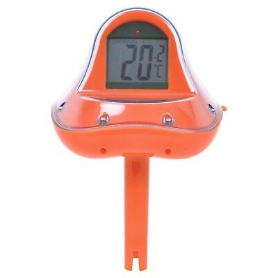 Jilong wireless Pool-Thermometer + Empfänger Schwimmbad Temperatur in °C + °F