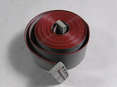 """Belden Ribbon Cable 1-3/4"""" x 12' 34-Pin ! WOW !"""