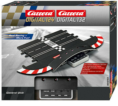 Carrera DIGITAL 124 - Control Unit, NEU, Originalverpackt, 30352