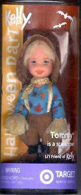 Halloween Party Tommy Scarecrow (Friend of Kelly, Barbie Sister)(Kelly Club)(N..
