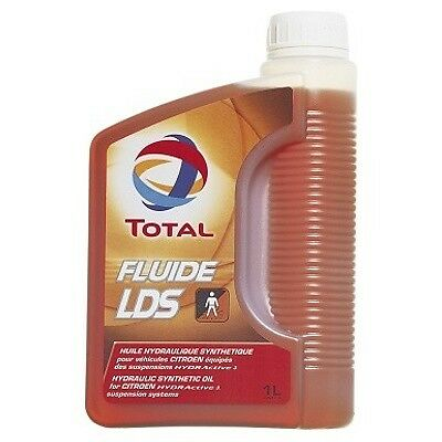 Citroen C5 Dc De Mk2 Rc Re 2001-2016 Total Lds Fluid Orange 1L Central Oil