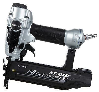 Hitachi Power Tools BRAD NAILER 2in 18G 2750-7201 Pneumatic Nail & Staple Guns