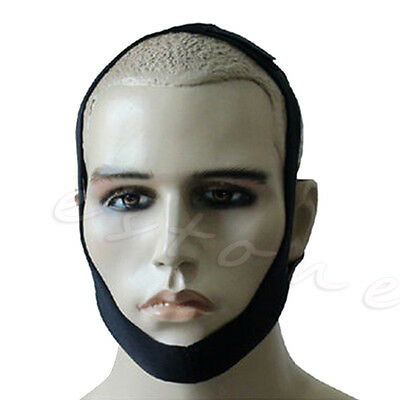 Professional Anti Snore Sleep Solution Snoring Stopper Chin Strap Belt Support