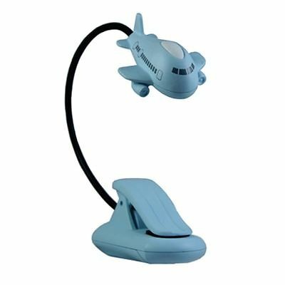 Mighty Bright Flessibile e resistente clip -on Nursery luce LED Blu