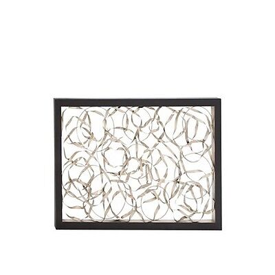 Deco 79 Metal Wall Decor 60 By 40-Inch New