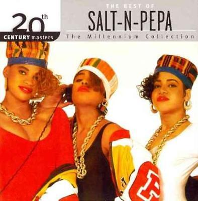 Salt-N-Pepa - The Best Of Salt-N-Pepa 20Th Century Masters: The Millennium Colle