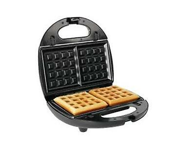 Electric Waffle Maker With  3 Interchangable Design Plates