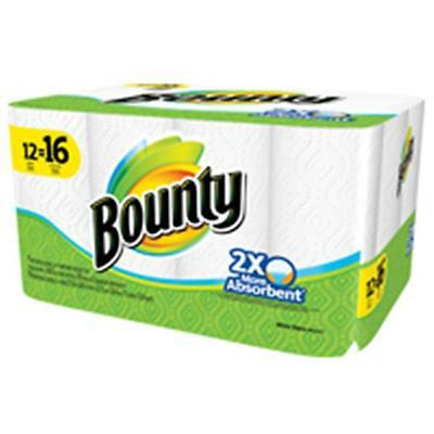 Procter & Gamble 4975918 Bounty Big Roll Paper Towel, White