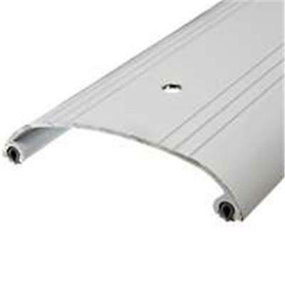 Thermwell Products ST42-36H 3.5 X36 in. Silver Threshold Saddle