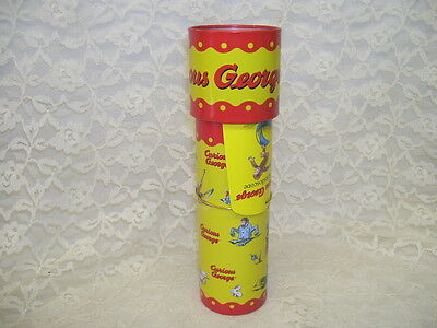 Curious George Tin Kaleidoscope By Schylling New