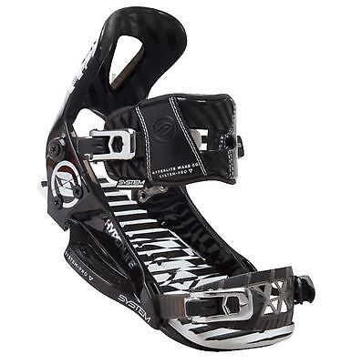 NEW Hyperlite System 2016 Wakeboard Bindings Fits mens Sizes 10-13