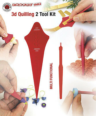 3D Quilling Tool Kit
