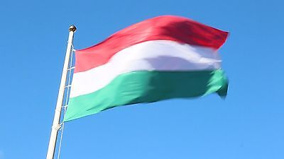 3x5FT HUNGARY FLAG HUNGARIAN FLAGS HOME DECOR FLY Hanging Hungary banner Outdoor
