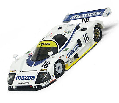 Slot.it Mazda 787B Le Mans 1991 Slot Car 1/32 SICA15B