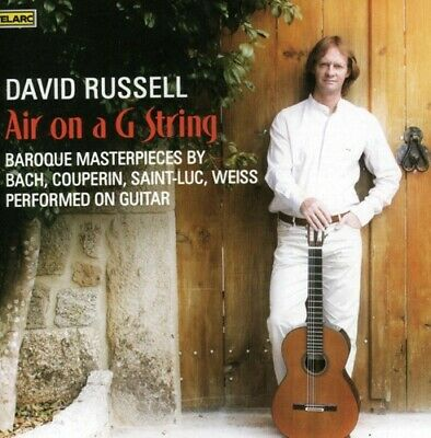 David Russell - Art of the Guitar [New CD]