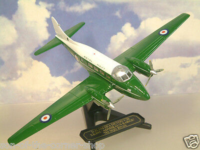 Oxford Diecast 1/72 De Havilland Sea Devon Rnas 781 Sqn. Admirals Barge 72Dv002