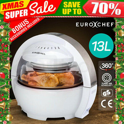 13L Air Fryer Digital LCD Multifunctional Oil Free Low Fat Healthy Cooker