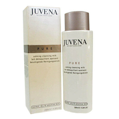 Cleansing Milk Juvena Pure Skin Gentle Face Cleanse for Normal / Sensitive 200ml