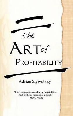The Art of Profitability by Adrian J. Slywotsky Paperback Book (English)