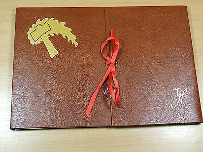 Limited Edition Warhammer Book Blood On The Reik Seal Intact