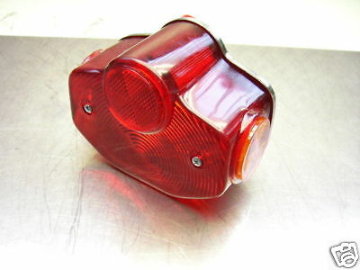 Stop Light Rear Tail Lamp New / Rücklicht Neu Xs 650 447 Tx 750 Rd 250 Rd 350