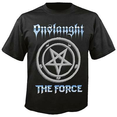 ONSLAUGHT - The Force T-Shirt Größe / size S M L XL