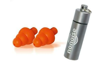 Nonoise Motorcycle Motor Sport Ear plugs Hearing Protection