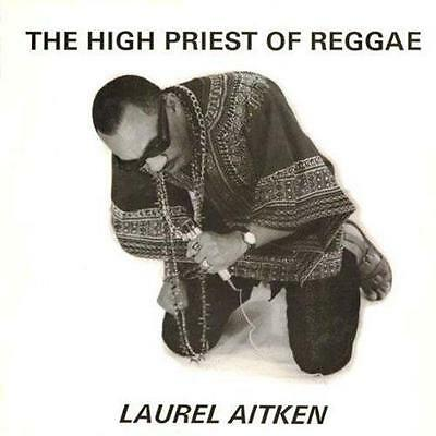 LAUREL AITKEN - The High Priest Of Reggae LP