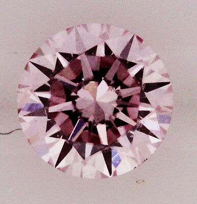 0.50ct!! AUST PINK DIAMOND 100% UNTREATED +ARGYLE LASER INSCRIPTION +GIA CERT