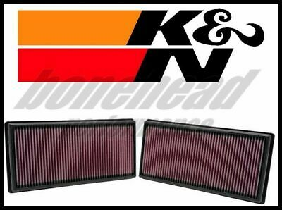 K/&N 33-2446 Performance Replacement Drop-In Air Filter
