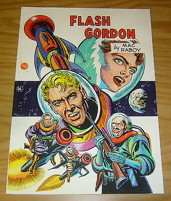 Flash Gordon by Mac Raboy VF- safari nello spazio - italian edition - import