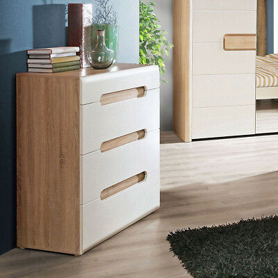 kommode eiche grau good kommode in grauplanked eiche with kommode eiche grau latest wohnkultur. Black Bedroom Furniture Sets. Home Design Ideas