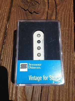 Seymour Duncan SSL-1 Vintage for Strat Staggered Single Coil Pickup Stratocaster