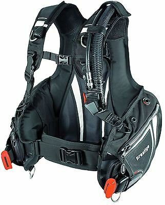 Mares Prestige MRS PLUS BCD Scuba Divers Buoyancy Jacket + Weight System