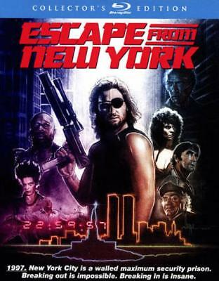 Escape From New York Used - Very Good Blu-Ray